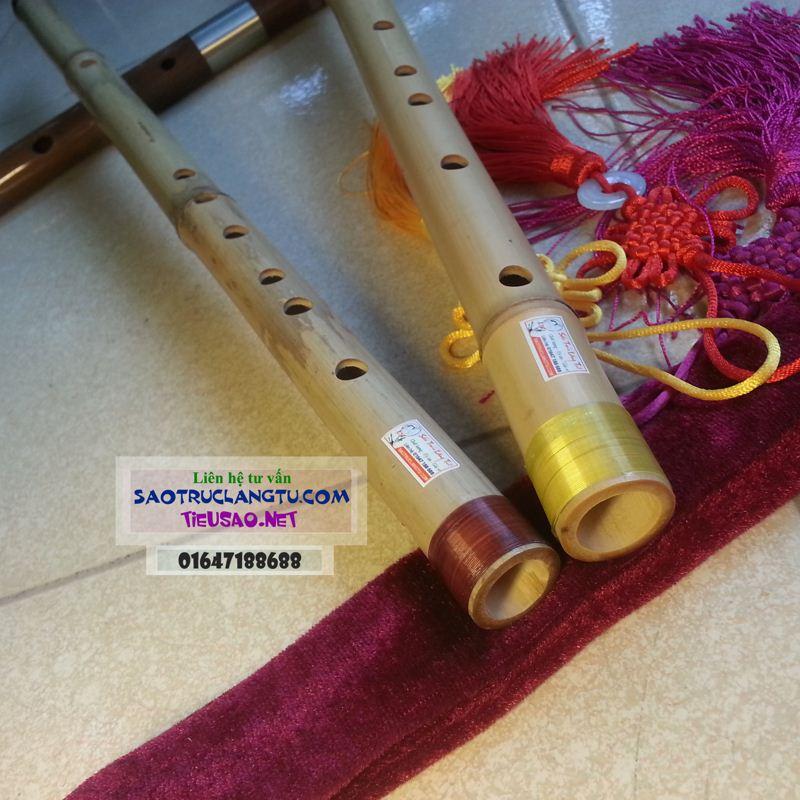Sáo trúc chuẩn âm giá rẻ - đuôi sáo