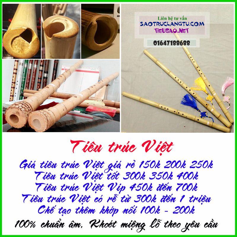 Các loại tiêu trúc Việt